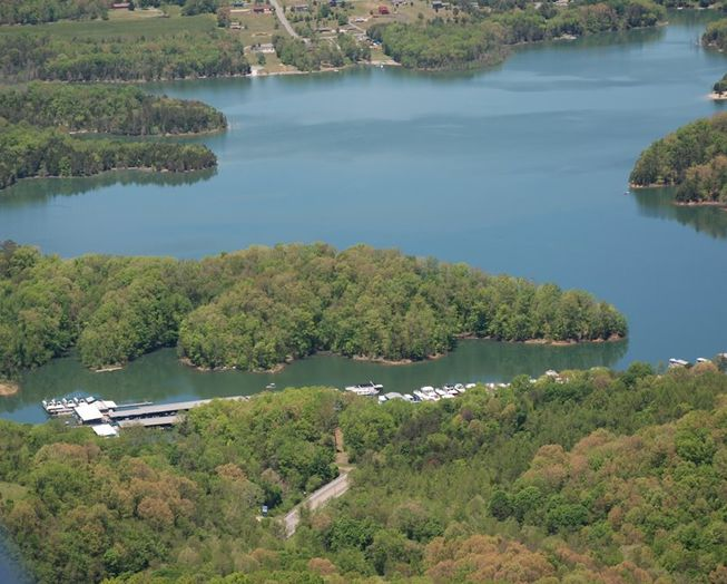 Beach Island Marina Norris Lake Tn