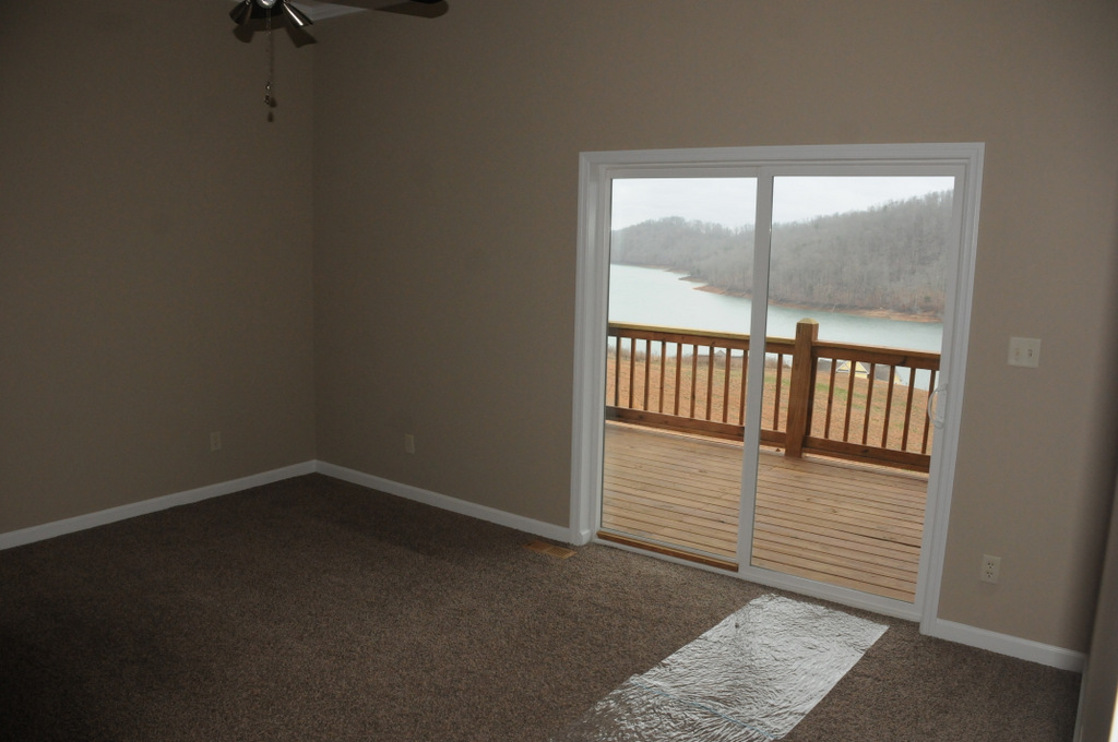Second bedroom with easy access and great views of the deck
