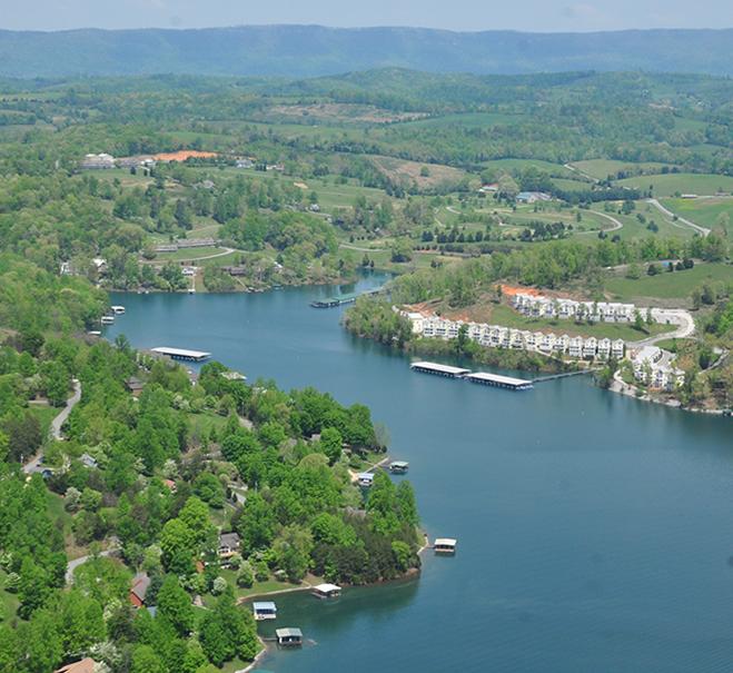 Norris Lake Vacation Homes At Deerfield Resort Norris