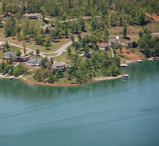Norris Lake Tennessee Property Sale