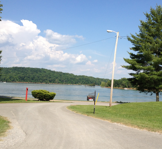 anderson-county-park-norris-lake-parking-lot