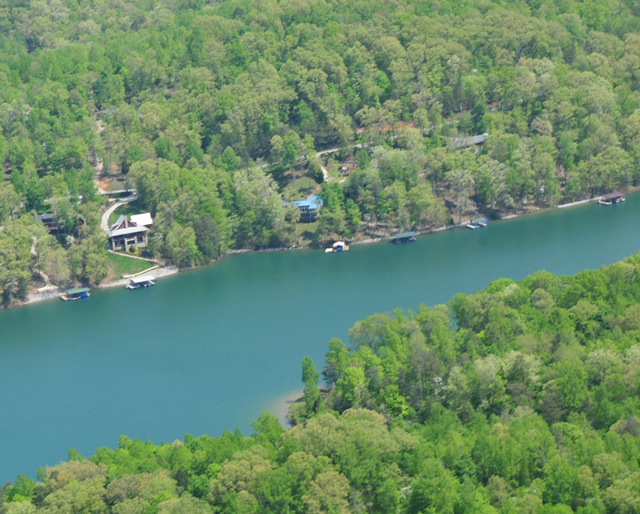 Cape Norris at Norris Lake