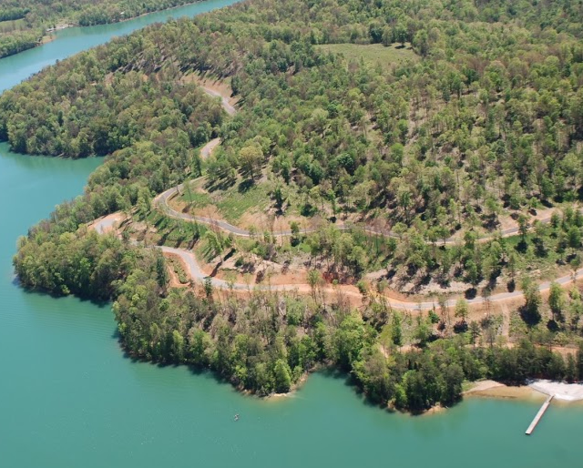 Clearwater Cove on Norris Lake