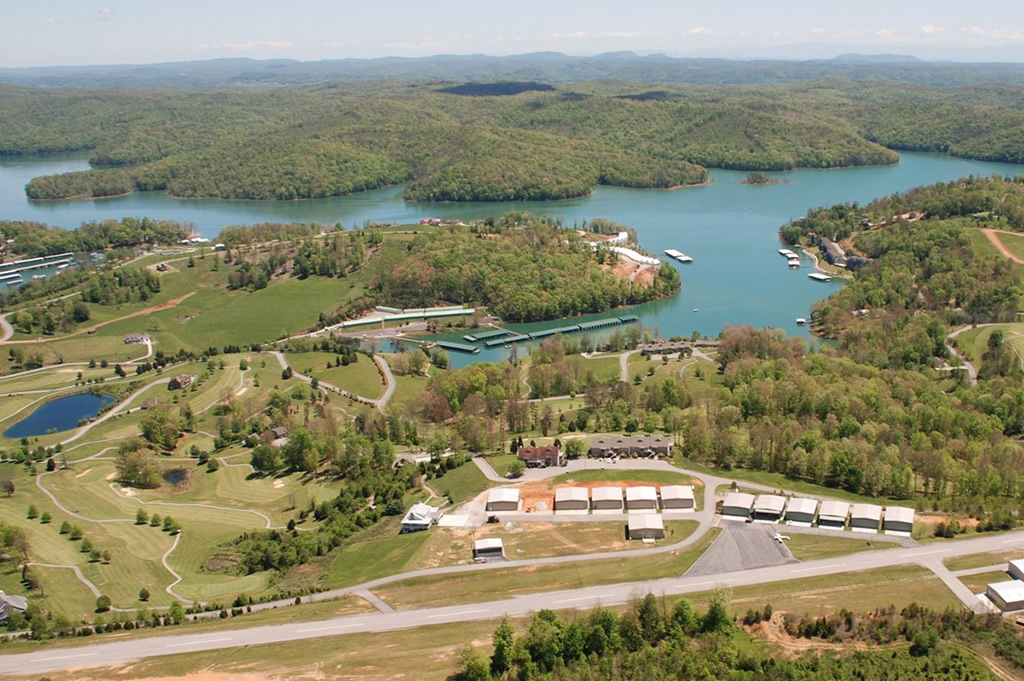 Deerfield Resort on Norris Lake