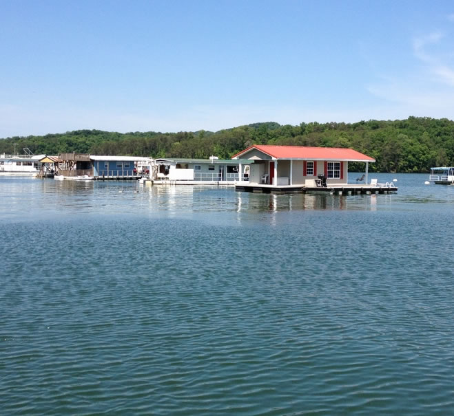 Floating House Rentals On Norris Lake