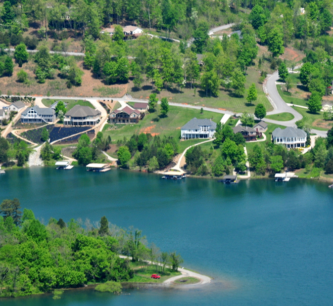 norris-crest-lake-community-on-norris-lake-lake-homes-waterfront-views