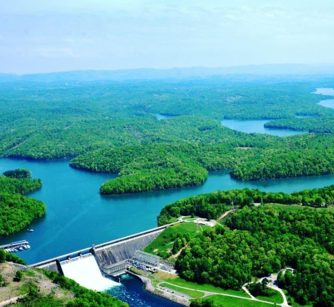 Norris Dam State Park makes a great Tennessee Vacation Norris Lake TN