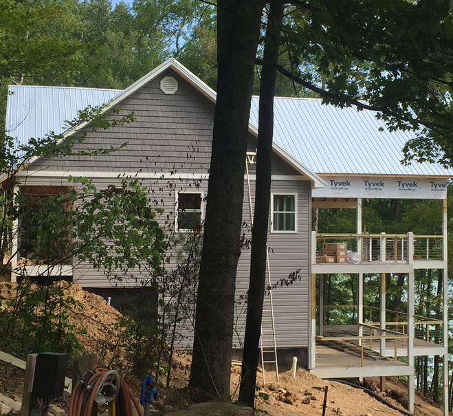Home builders on norris lake norris lake tn for Home building blogs