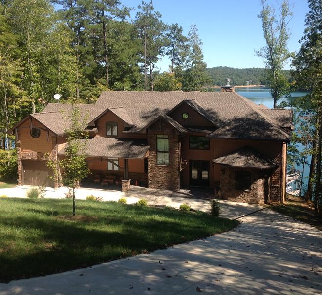 Lake Homes Fancy: Home Builders On Norris Lake