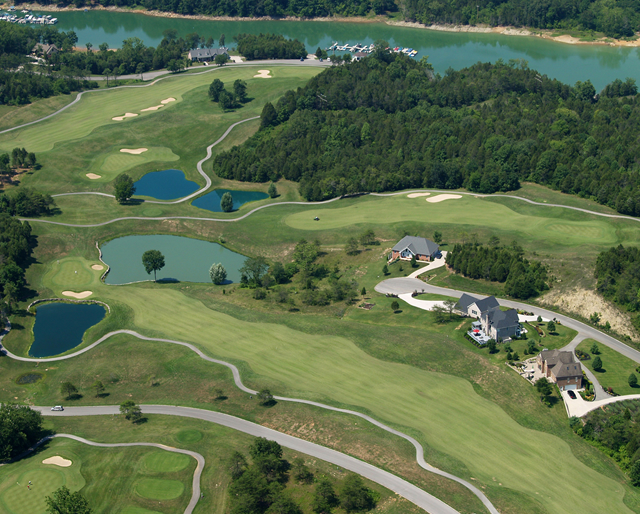 Woodlake Golf Community Norris Lake