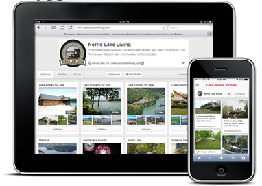 Find Norris Lake Real Estate on Pinterest