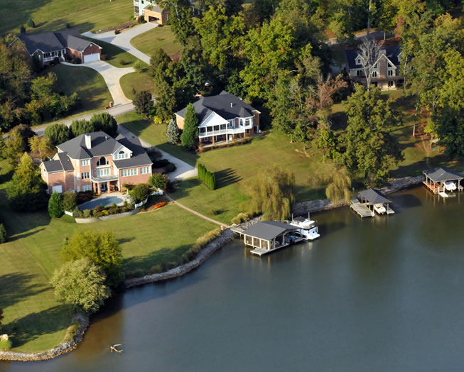 Lake Home Sellers