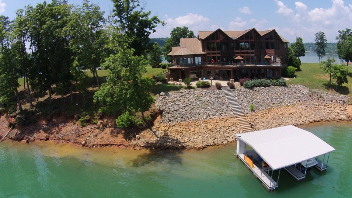 Norris Lake House for Sale at the Peninsula Norris Lake TN