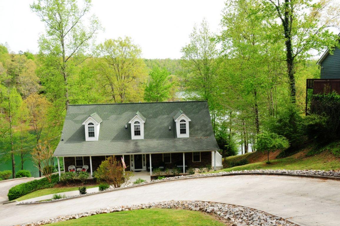 Norris Lake Vacation Home For Sale At Big Creek Norris