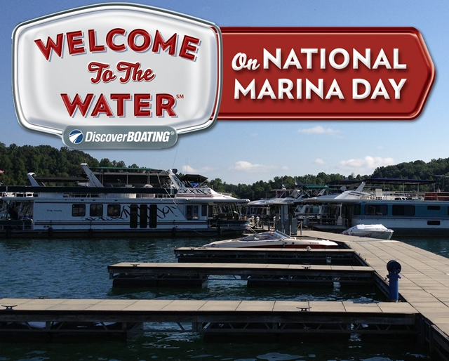 National Marina Day is June 14, 2014