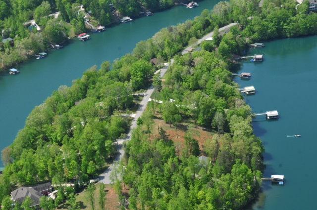 Lake Homes on Norris Lake