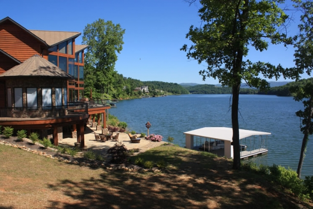 The Peninsula on Norris Lake