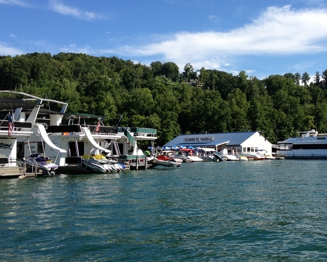 Marinas on Norris Lake