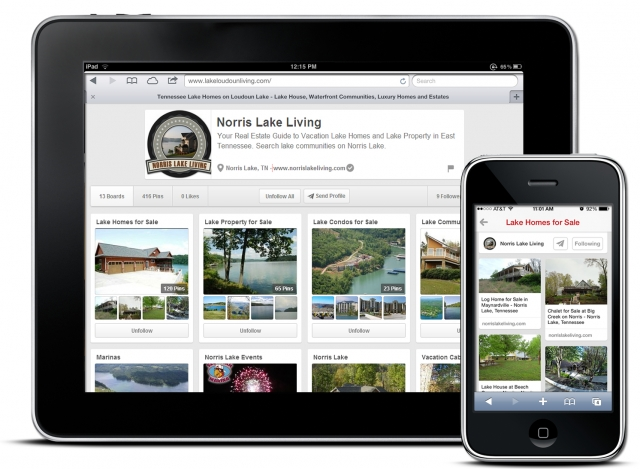 Norris Lake Real Estate on Pinterest