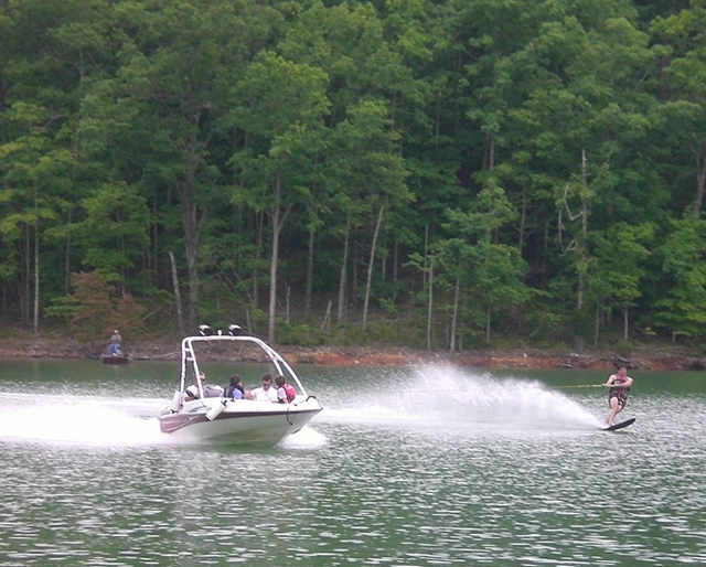 Things to do at Norris Lake, Tennessee