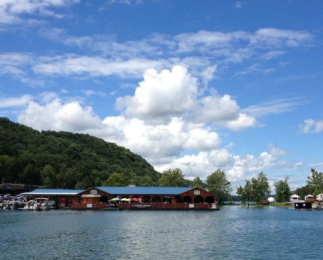 Beach Island Marina Tn