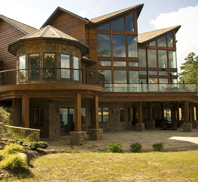 Midwest Luxury Lake Homes: Luxury Living At The Peninsula On Norris Lake