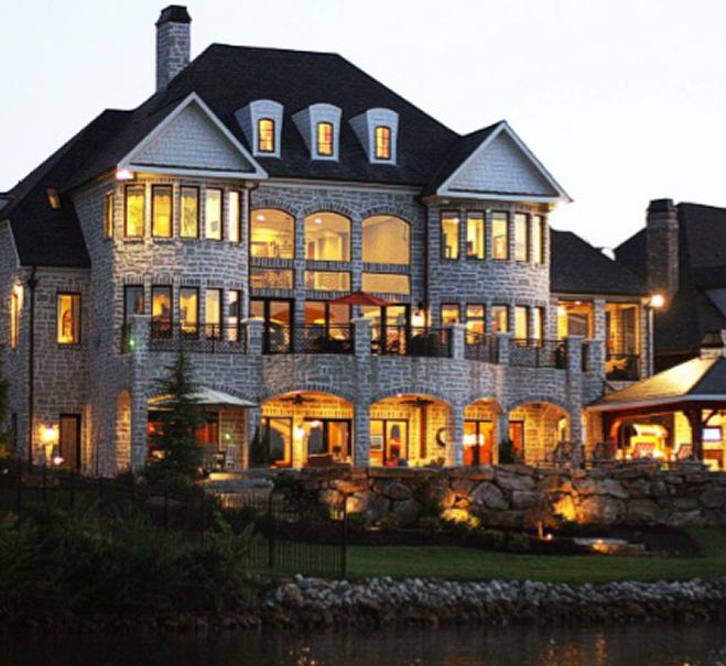 Lake Home Design Ideas: Custom Lake House Plans By Stephen Davis Home Designs