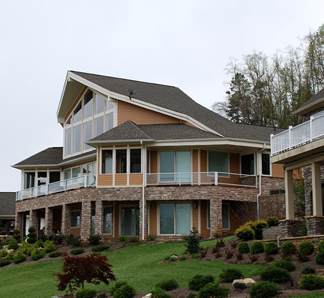 Lake Homes Fancy: Luxury Living At The Peninsula On Norris Lake