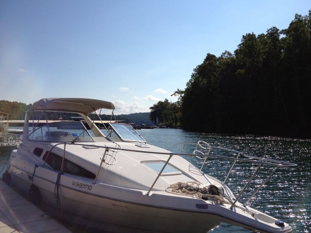 Winterize your boat on Norris Lake